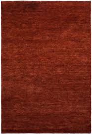 Rust Area Rug Sensational Rust Area Rug Lovely Decoration Skr213e Silk Road Rugs