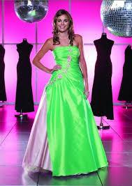 ugly prom dresses alexia lime green dress u003e women u0027s fashion police