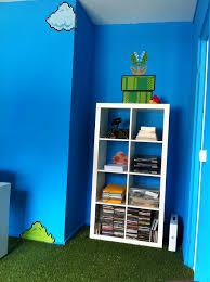 chambre mario bureau décoration mario bros de stagueve