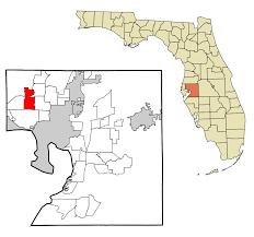 Florida Casinos Map by Citrus Park Florida Wikipedia