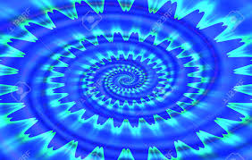 blue shades color shining decorative design in blue shades abstract color