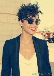 cutting biracial curly hair styles best 25 alicia keys short hair ideas on pinterest alicia keys