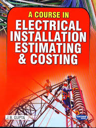 buy a course in electrical installation estimating and costing
