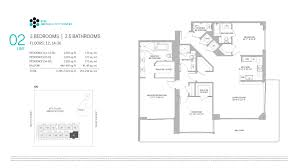 Mit Floor Plans by Rise Brickell City Centre Swire Realty
