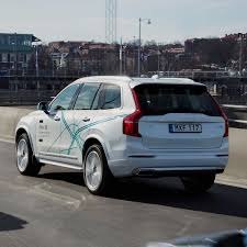 volvo pictures autonomous driving intellisafe volvo cars