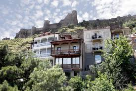 citadel narikala hotel tbilisi city georgia booking com
