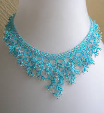handmade necklace patterns images Pattern seed necklace detailed instructions beading netting stitch jpg