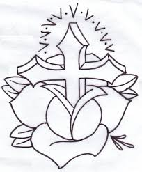 cool love designs to draw easy to draw cross designs iron cross