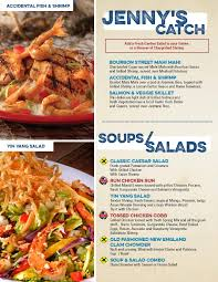 family garden chinese restaurant bubba gump shrimp co fresh seafood family and fun daily menu