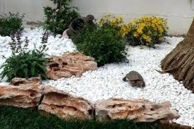 Garden Rocks For Sale Melbourne White Rocks Landscaping Landscape Ideas Vs Mulch In