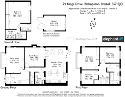 Dimensions Velux Standard by 4 Bedroom Semi Detached House For Sale In Kings Drive Bristol Bs7