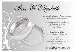Wedding Invitation Sample Cards Anniversary Invitation Free Photo Invitation Templates Card