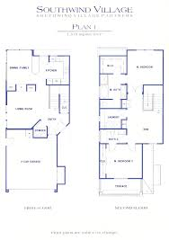 john laing homes floor plans exterior and floor plans the cape at southwind village