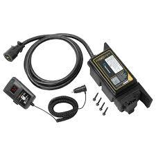 tekonsha 90250 prodigy rf wireless electronic brake control
