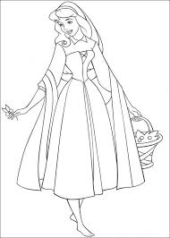 chibi disney princess coloring pages