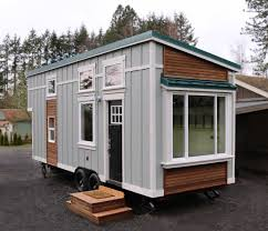 board and batten siding with metal roof tiny house inspiration