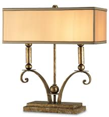 Traditional Brass Desk Lamps Currey And Company 6326 Windfall Traditional Desk Lamp Cnc 6326