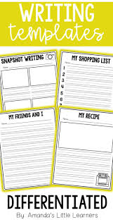 writing template paper best 25 letter writing template ideas on pinterest letter invite your students to enjoy writing with this set of writing templates these page are