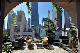 los angeles home decor stores best rooftop bars for sweeping views of los angeles