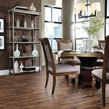 creekbed hickory textured laminate floor brown hickory wood