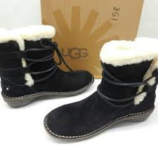 ugg s rianne boots ugg australia womens 1004143 suede rianne boots ugg australia