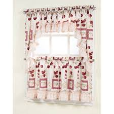 Walmart Kitchen Curtains Valances by 52 Best Kitchen Curtains Images On Pinterest Kitchen Curtains