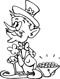 leprechaun coloring pages printable free leprechaun coloring leprechaun coloring pages free for chubby