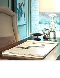 Leather Desk Accessories Uk Designer Desk Accessories Teamconnect Co
