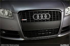 what is s line audi audi releases custom titanium package for the a4 s line audiworld