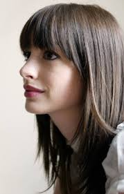 hairstyles medium length with bangs hottest hairstyles 2013