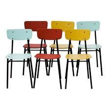 chaise ée 50 chaise vintage 50 idées décoration intérieure