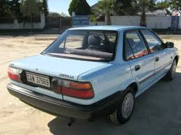 1995 for sale 1995 toyota corolla 1 3 l auto for sale on auto trader south