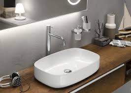 progetto modular system alters your approach to bathroom design view in gallery contemporary sink and floating vanity design by inda