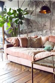 Ebay Home Interior Pink Velvet Sofa Seat Or In This Color H O M E Interiors And