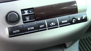 nissan altima 2005 radio fuse 2002 2004 nissan altima instrument cluster removal youtube