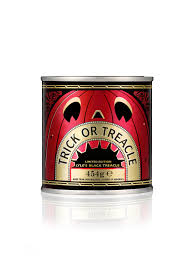 review lyle u0027s halloween limited edition u0027trick or treacle