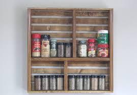 kitchen spice storage ideas spice rack ideas diy in teal grab wall mount spice rack kitchen