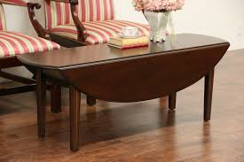 Mahogany Drop Leaf Table Drop Leaf Coffee Table Vintage Coffee Tables Thippo