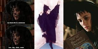 lydia deetz costume dress like lydia from beetlejuice