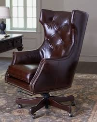 Leather Office Chair Leather Office Chairs Foter