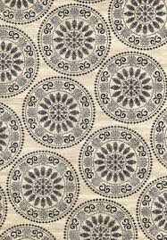 Mohawk Medallion Rug Lumina 9552 Medallion Ivory Area Rug By Concord Global Trading