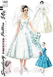 wedding dress pattern vintage wedding dress patterns ostinter info