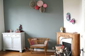 chambre enfant vintage chambre bebe vintage idées décoration intérieure