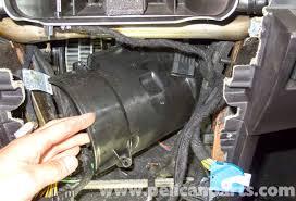 bmw e60 5 series blower motor u0026 blower motor resistor replacement