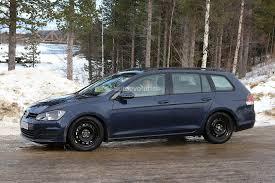volkswagen jetta hatchback spyshots new volkswagen golf variant jetta sportwagen