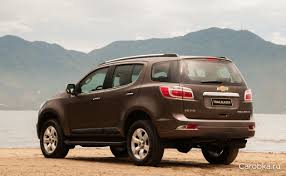 chevrolet trailblazer 2016 chevrolet trailblazer кроссовер 5 дв 2017 года chevrolet с фото и