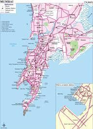 Transport Map Transport Map Of Mumbai U2022 Mapsof Net