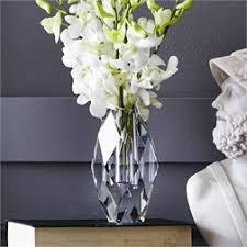 Crystal Flower Vases Tozai Home Vases U0026 Jars