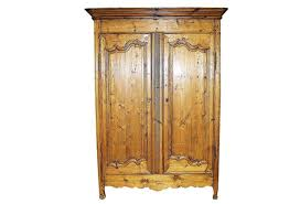 Country Pine Furniture Antique 18th Century French Country Pine Armoire Omero Home