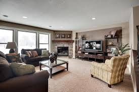Family Room Wall To Wall Carpet Ideas Great Berber Carpet - Family room carpet ideas